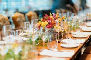 שולחן מעוצב באירוע